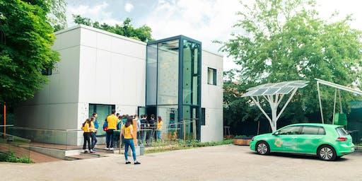 Public Tour la casa solară EFdeN 4C!