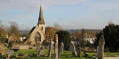 West Hill Cemetery Guided Tour - afternoon