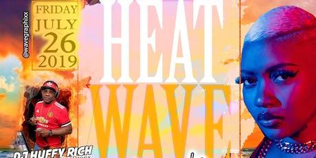 Heat Wave Featuring Jada Kingdom tickets
