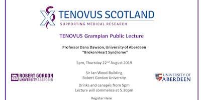 Tenovus Grampian Public Lecture - Professor Dana Dawson