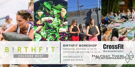 BIRTHFIT Workshop Postpartum Edition tickets