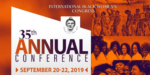35th Annual IBWC Conference