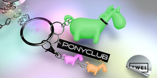 Ponyclub XXL CSD Edition am Freitag