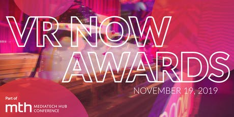 VR NOW Awards 2019 Submission Fee tickets
