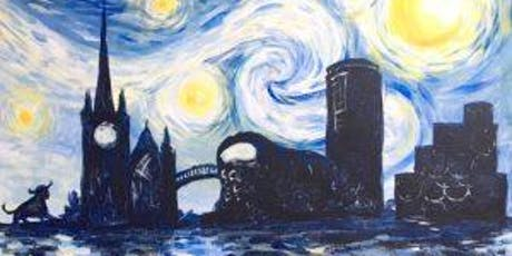 Paint Starry Night over Birmingham! Afternoon, Saturday 28 September tickets