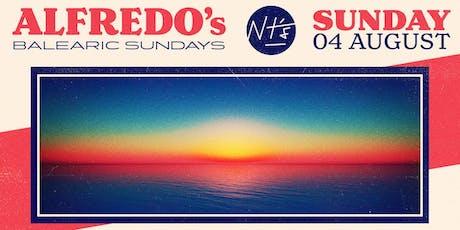 DJ Alfredo's Balearic Sunday Series tickets