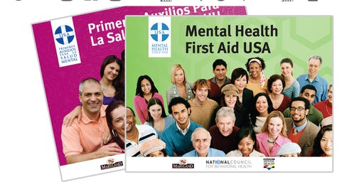 Mental Health First Aid- Ushers, Nurses, Security Ministries
