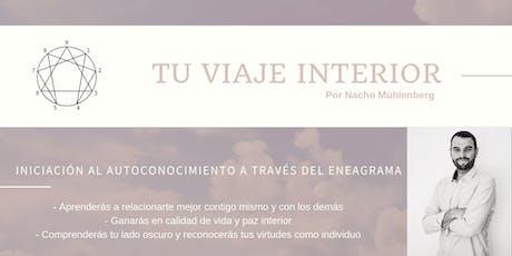 TU VIAJE INTERIOR  - Introducción al Eneagrama entradas