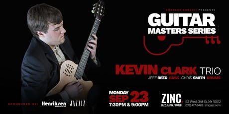 Guitar Masters Series: Kevin Clark tickets
