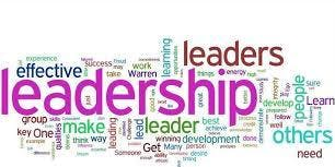 Leadership Development Programme - register your interest