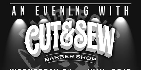 An evening with Cut & Sew tickets