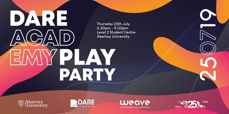 Dare Academy Play Party tickets
