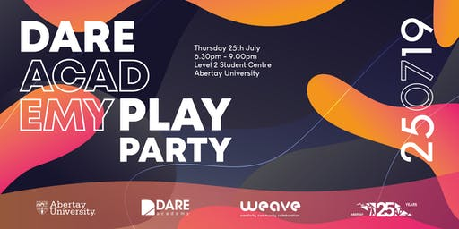 Dare Academy Play Party