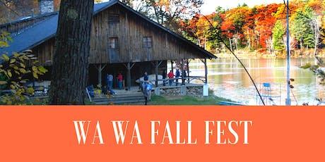 WA WA Fall Fest tickets