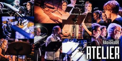 Radiokoor Atelier: Open Repetitie