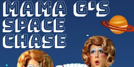 Mama G's Space Chase Storytime - Central Library tickets