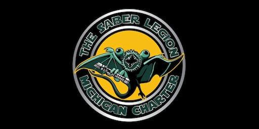Lightsaber Fighting - The Saber Legion
