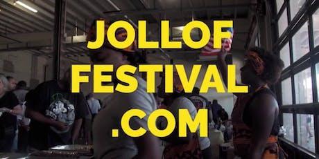 Jollof Festival '19 - NYC tickets
