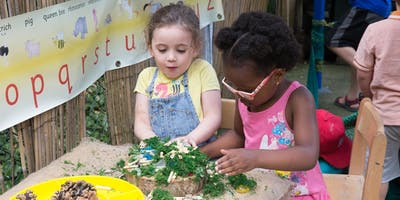 EYFS 3i (Information, Inspiration, Interaction) events   Introducing the new Ofsted Inspection Framework (September 2019) (8360)