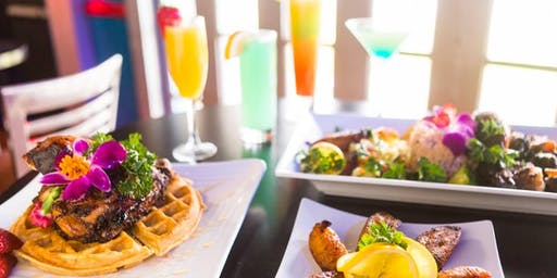 REGGAE BRUNCH BUFFET |  Caribbean Lunch & Breakfast Buffet