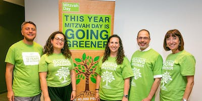 Mitzvah Day |Manchester Launch 2019
