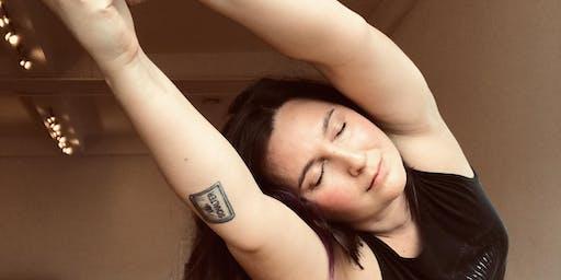 Sweet Surrender Saturdays- A slow flow and restorative yoga class