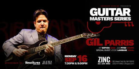 Guitar Masters Series: Gil Parris tickets