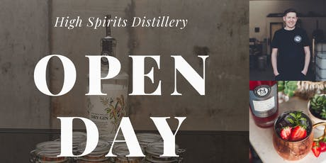 High Spirits Distillery tickets