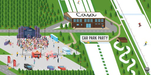 Casa presents; The Car-Park Day Party