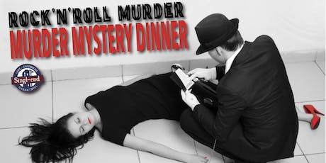 Murder Mystery Dinner - Rock'N'Roll Murder tickets