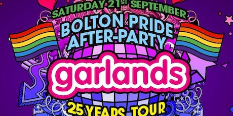Bolton Pride After Party with GARLANDS tickets