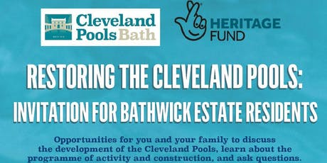 Restoring The Cleveland Pools: Logistics tickets