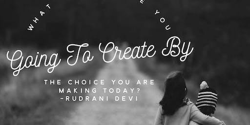 The Foundation w/Rudrani Devi
