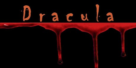 Dracula - presented by The Lord Stirling Theater Company - Sat. October 5 tickets