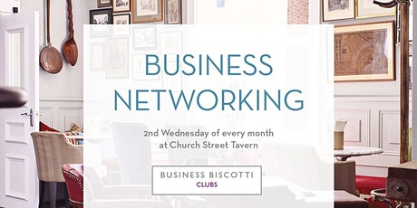 Biscotti Business Networking Colchester tickets