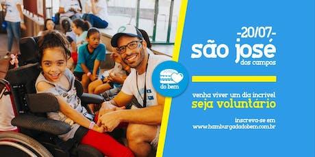 Hamburgada do Bem - São José dos Campos - Campos dos Alemães - HB 91 tickets