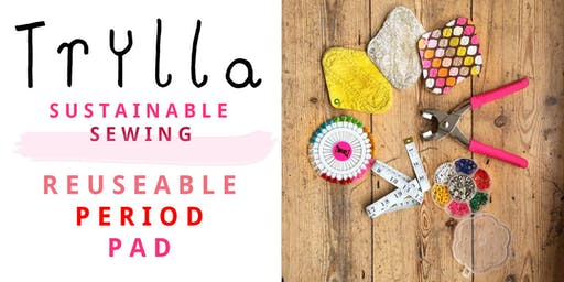 Sustainable sewing for your period: Make a reuseable pad!