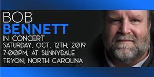 Bob Bennett in Concert