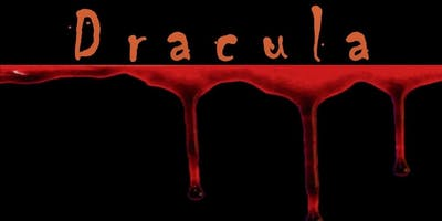 Dracula - presented by The Lord Stirling Theater Company - Sat, October 12