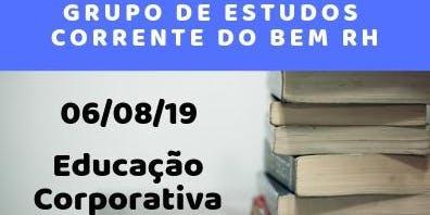 Grupo de Estudos CDB-  Educação Corporativa