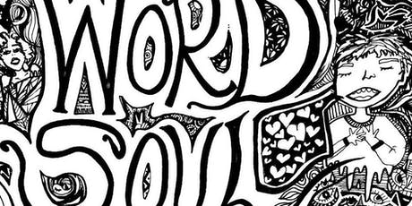 Word Soul: A night of Spoken Word, Rap and Open Mic tickets