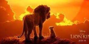 Members of Helping Hands - Cinema Trip - Lion King