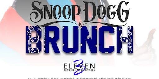Brunch & Beats presents The Snoop Dogg Brunch at 3Eleven Kitchen & Cocktails