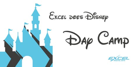Excel Summer Day Camp - Disney Day tickets