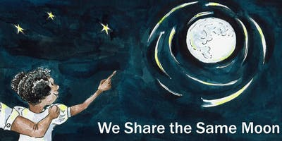 We Share the Same Moon presents - The Storytelling Stone