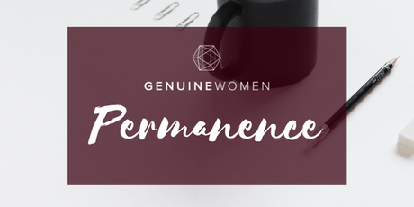 Genuine Permanence - Juridique billets