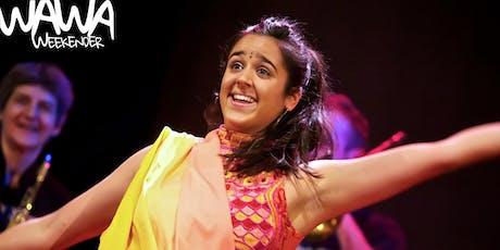 WAWA Weekender: Bollywood Workshop tickets