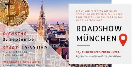 Roadshow München Tickets