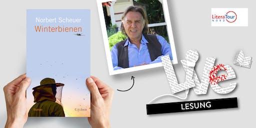 LESUNG: Norbert Scheuer