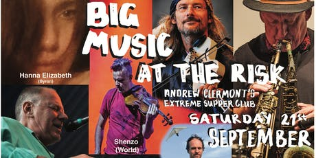 Big Music at The Risk tickets